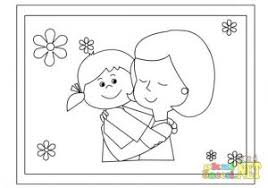 Printable Mothers Day Coloring Pages For Preschool
