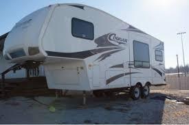 2008 Keystone Cougar 5th Wheel Camper Trailer 10900