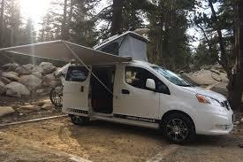 Recon Campers Nissan Nv 200 Van Conversion Camper Specialty Tools Hardware Wash Inspiring Auto Top Campervan