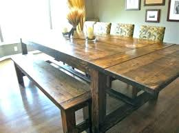 Build Your Own Dining Table Design Room