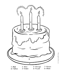 Color By Number Printable Coloring Pages With Suggestions