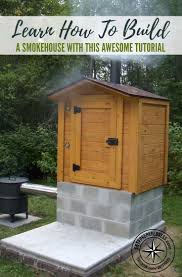 25+ Unique Smokehouse Ideas On Pinterest | Electric Pellet Smoker ... Backyard Smokehouse Plans Cstruction Wood Frame Free Pdf Brick Building Your Own Smoke House Youtube Homemade Small Wooden Outdoor 16 Cheap Firewood Shed Ideas Woodwork Storage Dollhouse Plans Fniture Design And How To Build A Stone Pizza Oven Howtos Diy With Pallets Part 1 Of 3 Johnson Homestead Backyard Chickens Barbecue 21 Steps With Pictures Fireplace Bbq Designs Jen Joes Simple Cooking In The Wind Rain Cold Virtual Weber Bullet