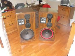 15 cerwin vega floor speakers f s