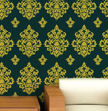 decorative stencils for walls 10 best damask stencils images on damask stencil wall