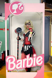 Harley Quinn As A Barbie Doll By PhobosCosplay On DeviantArt