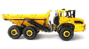 100 Articulating Dump Truck LEGO Technic Articulated YouTube