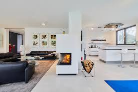 inneneinrichtung einer bauhausstil villa modern