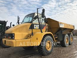 100 Articulated Trucks Used Used For Sale Altorfer
