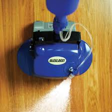 Commercial Floor Scrubbers Australia by Pullman Holt Gloss Boss Plus Floor Scrubber Buffer With Attached