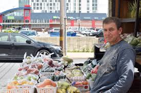 100 Philly Food Truck In North A Produce Truck And A Supermarket Are Fighting Food