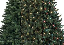 Silvertip Fir Christmas Tree by Unlit Vs Pre Lit Artificial Christmas Trees A Comparison Tree