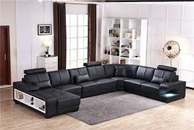 Beanbag Chaise Offer Sectional Sofa Design U Shape 7 Lounge Couch Good Quality Cheap Price Corner
