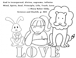 Love God Others Coloring Pages
