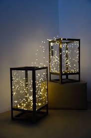 9 geniale lichterketten weihnachtsdeko ideen