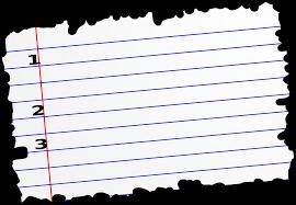 Clipart Torn paper