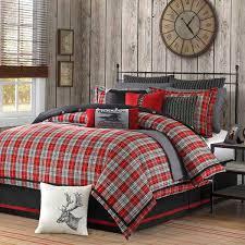 Red Tartan Living Room Ideas