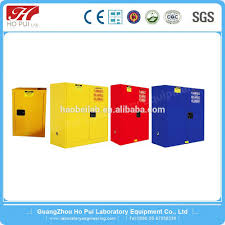 Flammable Safety Cabinets Used by Harmful Gas Storage Flammable Storage Cabinet Chemical Storage