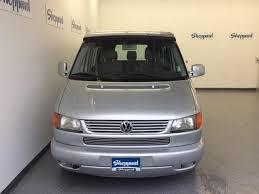 2003 Volkswagen Eurovan Gasoline With Alloy Wheels