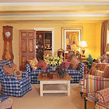 22 French Country Living Room Decor Traditional Family