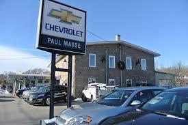 Paul Masse Chevrolet South Chevrolet Service Center