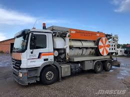 100 Used Vacuum Trucks MercedesBenz Actros 2532