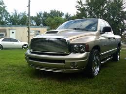 100 Custom Ram Trucks Dodge 1500 Bumper Truck Headlights