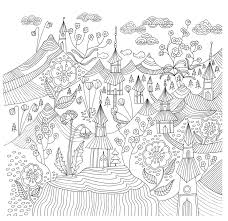 Zen Garden Colouring Book For Adults