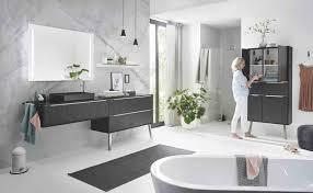 warm und natürlich badmöbel in holz optik nobilia