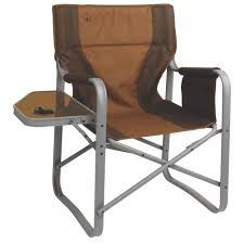 Coleman Oversized Padded Quad Chair Side Cooler by Camp Chair Chair With Cooler Coleman