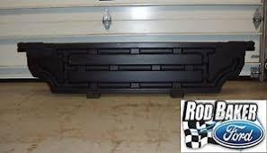 15 thru 17 ford f 150 oem genuine ford parts black bed divider kit