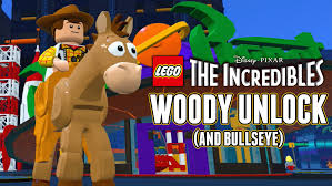 100 Pizza Planet Truck Incredibles LEGO The Woody Bullseye Unlock Guide Pixar
