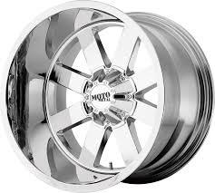100 Custom Truck Rims MO962 Moto Metal Wheels