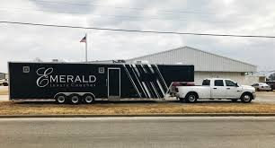 New Emerald Service Trailer Provides On-site Support To Prevost ...
