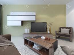 geräumiges wohnzimmer design leichte wände und böden dunklen möbeln kleinteile die viele nicht legen wert eine entscheidende rolle spielen 3d