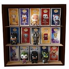 Display Geek Stackable Funko Shelves For Vinyl Collectible Figures