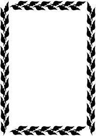 1697x2400 Best Black And White Border