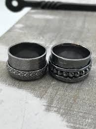 Rustic Spinner Rings By Moodichic Jewelry