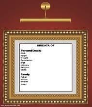 Ganeshji Marriage Biodata 2 Spotlight