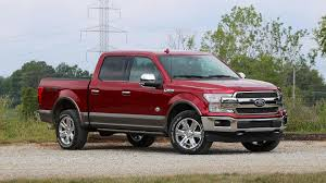 Ford Will Cut Car Production To Build More Trucks, SUVs Ford Says Electric Vehicles Will Overtake Gas In 15 Years Announces Tuscany Trucks Mckinney Bob Tomes Where Are Ford Made Lovely Black Mamba American Force Wheels 7 Best Truck Engines Ever Fordtrucks 2018 F150 27l Ecoboost V6 4x2 Supercrew Test Review Car 2019 Harleydavidson Truck On Display This Week New Ranger Midsize Pickup Back The Usa Fall 2017 F250 Super Duty Cadian Auto Confirms It Stop All Production After Supplier Fire Ops Special Edition Custom Orders Cars America Falls Off Latest List Toyota Wins Sunrise Fl Dealer Weson Hollywood Miami
