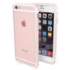 iPhone 6 Plus 6s Plus Bumper Case in Space Grey Silver Gold