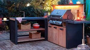 küchen line die eck variante outdoor küche grill küche