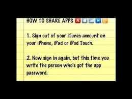 How to share apps on iPhone etc NO JAILBREAK