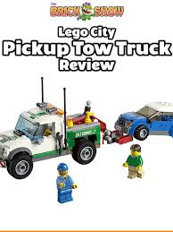 Amazon.com: Review: Lego City Pickup Tow Truck Review: Stephen Forthofer