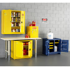 Flammable Safety Cabinet 45 Gal Yellow by Safety Cabinets For Warehouse Online Discount Warehousestars Com