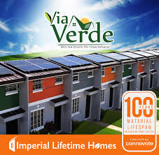 100 Via Apartment Homes Imperial House And Lot For Sale Philippines