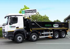 100 Enterprise Rent Truck Adds Construction Trucks To Rental Fleet Commercial Motor