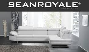 canap en cuir design canape cuir blanc design seanroyale bandibandi de seanroyale