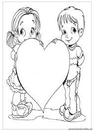 Mothers Day Printable Coloring Pages For Preschool