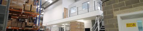 100 Mezzanine Design Office Floor Construction Installation
