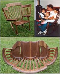 Rocking Chair Cradle Combo Perfect For Your New Baby ... Restoration Of Antique Rocking Chair Youtube Reclaimed Chair How To Tell If Metal Fniture And Decor Is Worth Wood Country Tl Red Cedar Refurbished 1800s Antique Rocking Renee Rose Design Diy Upcycle Tutorial My Creative Days Diy Throne Bangkokfoodietourcom Pretty Painted A Beautiful Baby Gift Charmant Rustic Patio Outdoor Garden Charming Hack Using Denatured Alcohol Strip Stain Black Goes From Dated Stunning